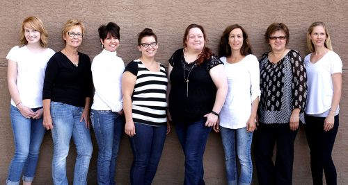 Our Team of Dental Hygienists